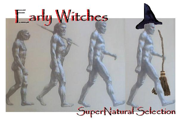 Witch Evolution
